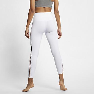 05d6aa3f6c Nike Women's Dri-FIT Power Studio Ladder 7/8 Yoga Training Tights
