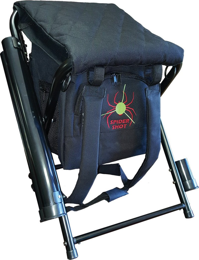 Cottonwood Outdoors Spider Shot Tournament Seat Black - Hunting Stands/blinds/accessories at Academy Sports thumbnail