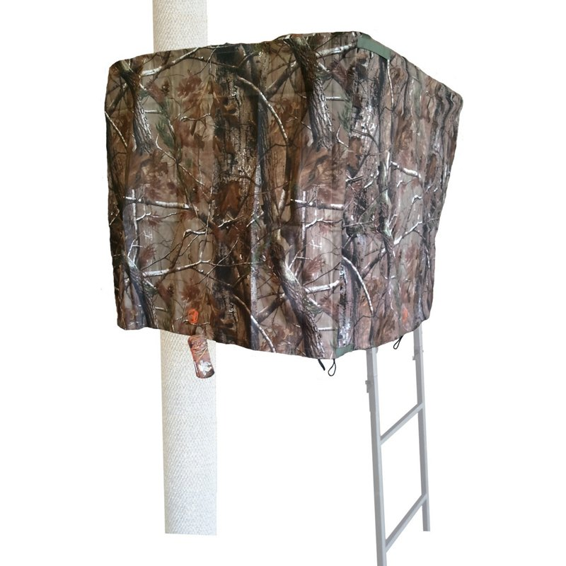 Cottonwood Outdoors Treestand Resurrection ADA Blind System Double Ladder Kit - Hunting Stands/blinds/accessories at Academy Sports thumbnail