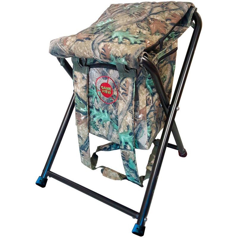 Cottonwood Outdoors Spider Shot Series Game View Seat - Hunting Stands/blinds/accessories at Academy Sports thumbnail