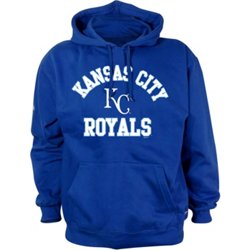 Men's Kansas City Royals Pullover Fleece Hoodie