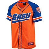 Colosseum Athletics Men's Sam Houston State University Wallis Baseball Jersey