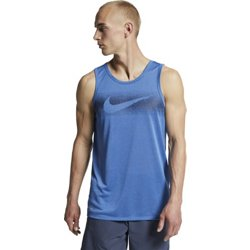 Men's Dri-FIT Legend Chalk Swoosh Tank Top