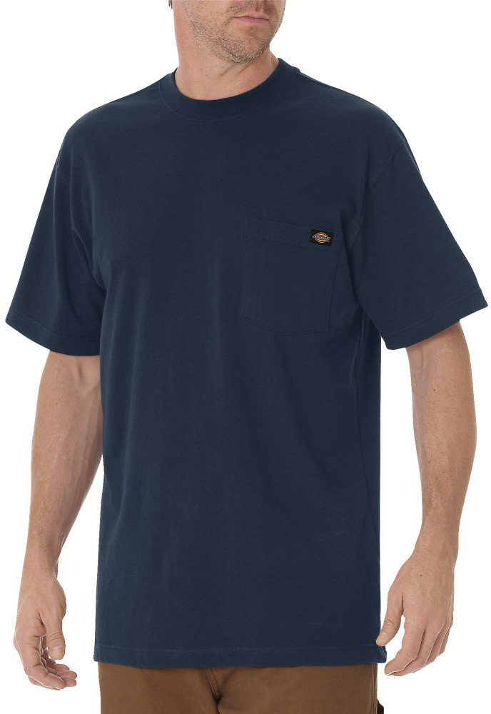 465b925f Display product reviews for Dickies Men's Short Sleeve Pocket T-shirt