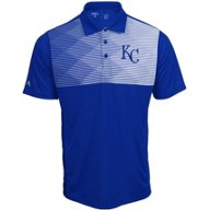 Antigua Men's Kansas City Royals Tactic Polo Shirt