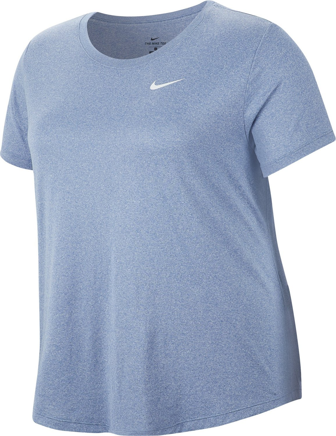 04680ad1 Display product reviews for Nike Women's Dri-FIT Legend Plus Size T-shirt