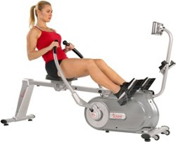 Full-Motion Magnetic Rowing Machine