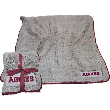 Logo Texas A&M University Frosty Fleece