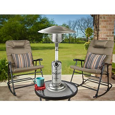Mosaic Tabletop Patio Heater