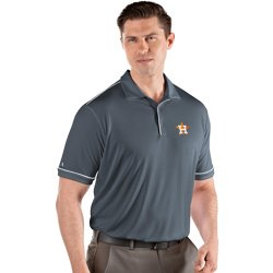 Men's Houston Astros Salute Short Sleeve Polo