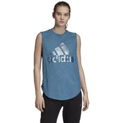 adidas Women's ID Winners Muscle Tank Top