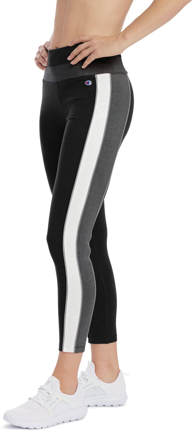 ab25b059d863d Display product reviews for Champion Women's Authentic Colorblock Leggings
