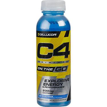 C4 On The Go >> Cellucor C4 On The Go Pre Mixed Pre Workout Drink