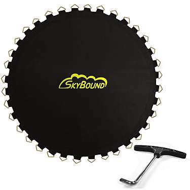 SkyBound 150 in Trampoline Mat with 72 Rings