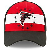 New Era Men's Atlanta Falcons 39THIRTY Stretch Fit Draft Cap