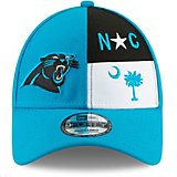 the latest dcb38 cf210 Men s Carolina Panthers 39THIRTY Adjustable Draft Cap