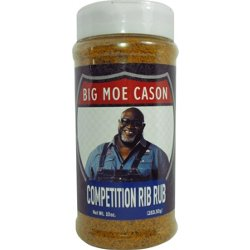 Competition Rib Rub