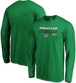 Dallas Stars Men's Stanley Cup Playoff Participant Body Checking T-shirt