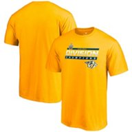 Nashville Predators Men's 2019 Stanley Cup Playoff Division Clipping T-shirt