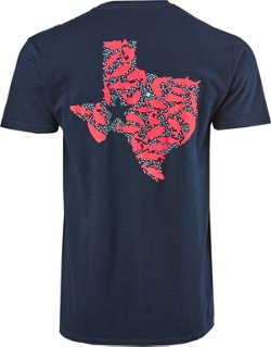 Men's Texas Progressive Graphic T-shirt