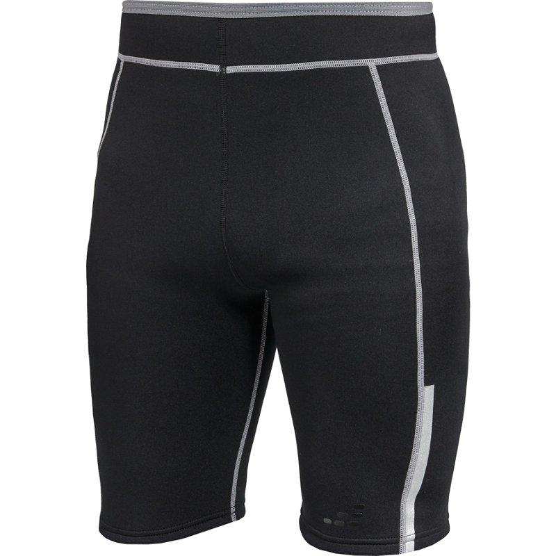 BCG Men's Neoprene Slimmer Shorts Black, Medium - Exercise Accessories at Academy Sports thumbnail