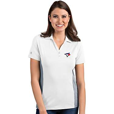 Antigua Women's Toronto Blue Jays Venture Polo Shirt