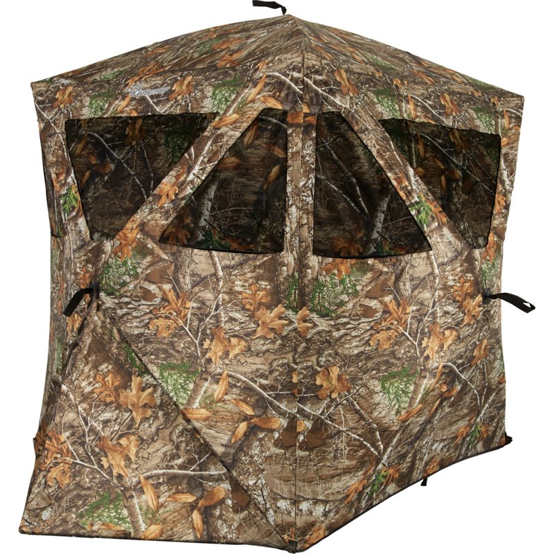 Ameristep Care Taker Ground Blind with Floor - Hunting Stands/Blinds/Accessories at Academy Sports thumbnail