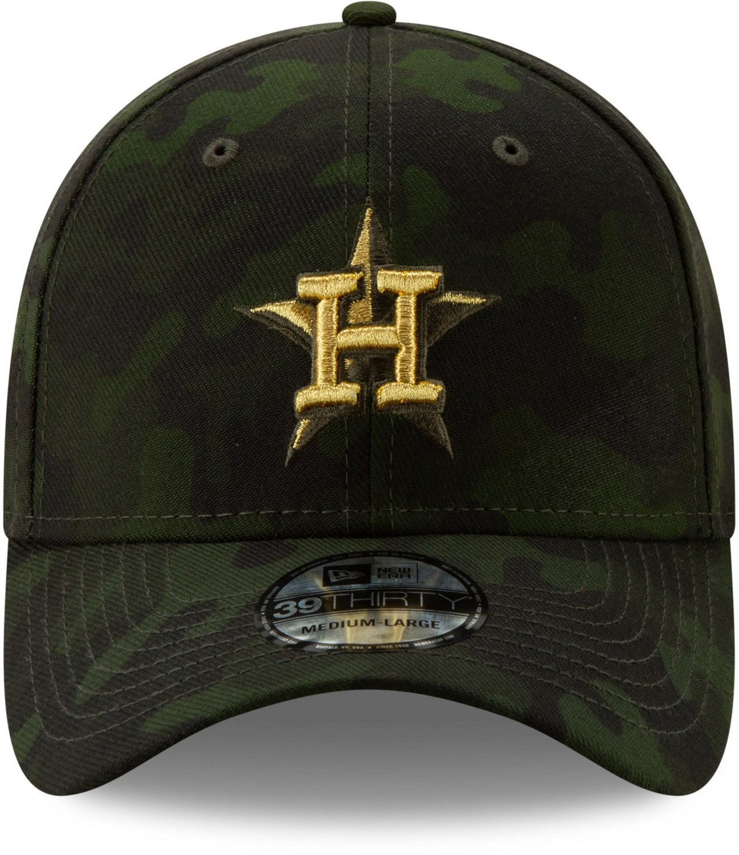 online retailer 29e12 f4735 New Era Men s Houston Astros 39THIRTY Armed Forces Day Cap   Academy