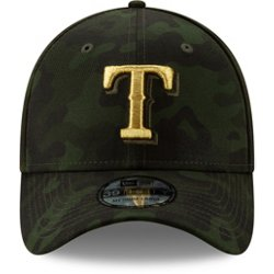 Men's Texas Rangers 39THIRTY Armed Forces Day Cap