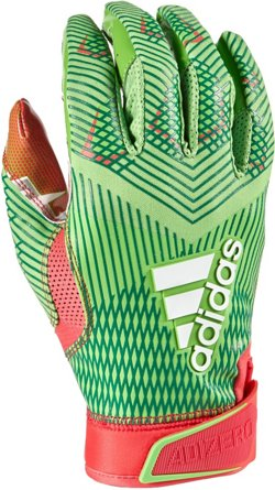 adidas Boys' Adizero 8.0 SnowCone Receiver Gloves