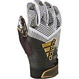 7af632f792490 adidas Men s Adizero 8.0 Three Stripe Life Receiver Gloves