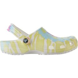 Adults' Tie Dye Slip-On Walking Clogs