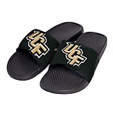 Forever Collectibles Men's University of Central Florida Cropped Big Logo Slides