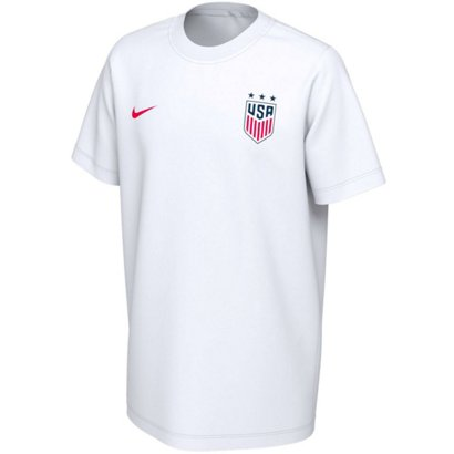 8814cb068c6 ... Girls' 2019 Women's World Cup Morgan Name and Number T-shirt. World Cup  Clothing. Hover/Click to enlarge