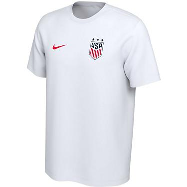 best website e5869 2f0fe Nike Men's USA Women's World Cup Alex Morgan Name and Number T-shirt