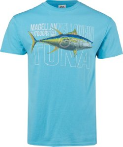 Men's Mosaic Tuna T-shirt