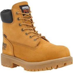 Pro Men's Direct Attach EH SR Steel Toe Lace Up Work Boots
