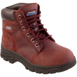 Women's Relaxed Fit Workshire Peril Steel Toe Boots