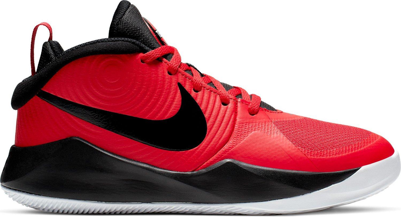Nike Grade School Kids' Team Hustle D 9 Basketball Shoes