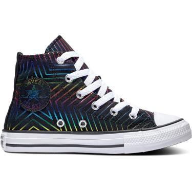 73abfa1df ... Converse Kids' Chuck Taylor All-Star Hi Top Shoes. Girls' Lifestyle  Shoes. Hover/Click to enlarge