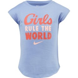 Toddler Girls' Rule the World T-shirt