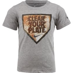Toddler Boys' Clear Your Plate T-shirt