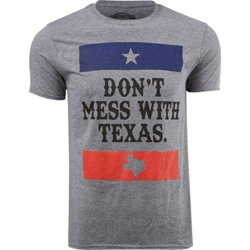 Men's Don't Mess with Texas Short Sleeve T-shirt