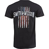 Smith & Wesson Men's Distressed Flag T-shirt