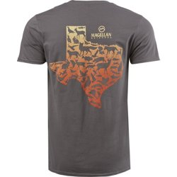 Men's Outdoor State Texas Graphic T-shirt