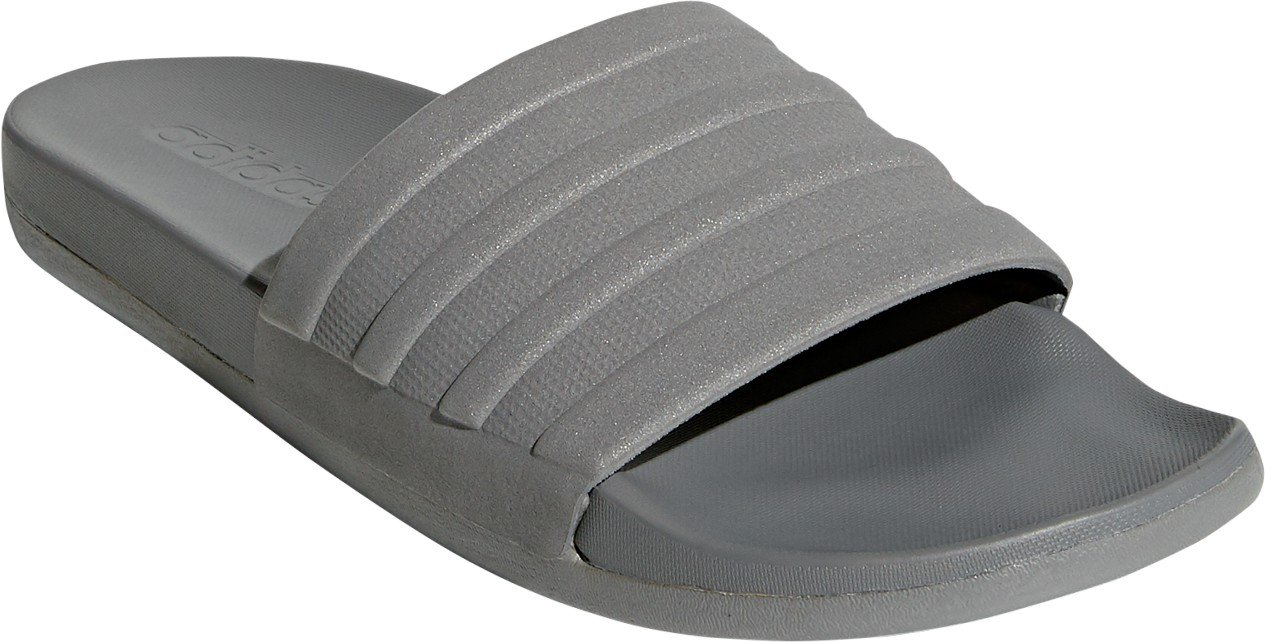 94cfc5ea85d5 adidas Men s Adilette Cloudfoam Plus Stripes Slides