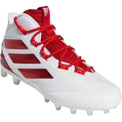 fbae37558 adidas Men s Freak Carbon Mid Top Football Cleats