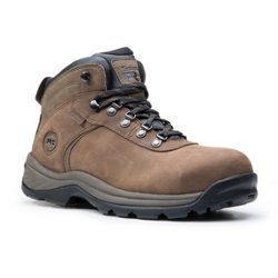 Men's Flume Pro SR Steel Toe Lace Up Work Boots
