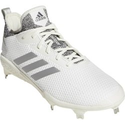 adidas Men's Adizero Afterburner V Low Metal Baseball Cleats