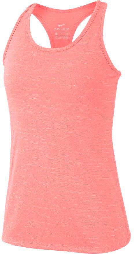Storm Pink, X-Small Clothing Nike Womens Dry Training Tank Sports \u0026 Fitness Tank Tops